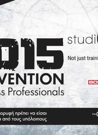 2015 Convention for Fitness Professionals